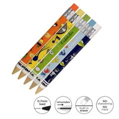 Olovka tehnička Zebra Cadoozles pencil 0,7mm